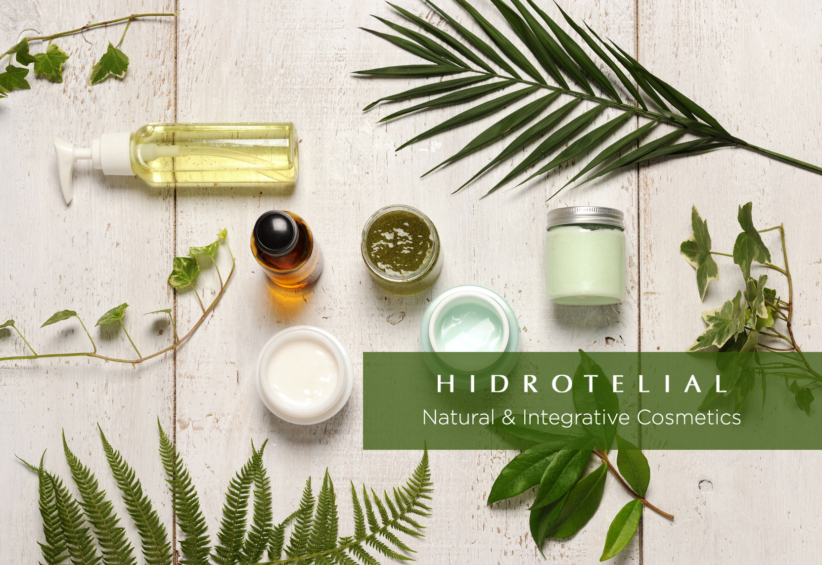 Hidrotelial Natural & Integrative Cosmetics